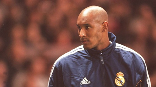 Nicolas Anelka Real Madrid