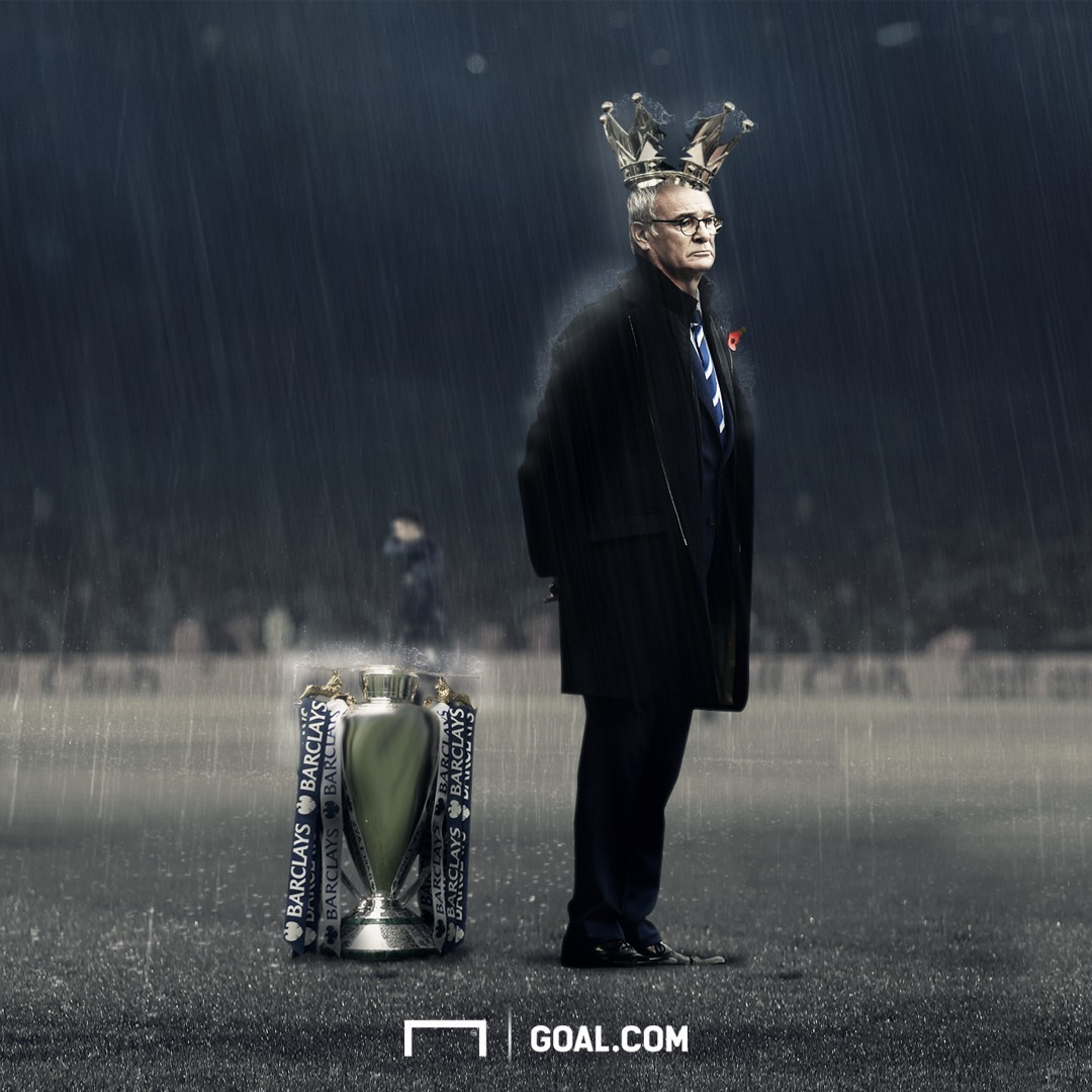 EMBED ONLY Claudio Ranieri