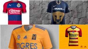 Jerseys Liga MX