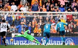 Cristiano Ronaldo scored penalty.