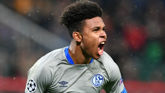 56afb4cb26d McKennie s potential for USMNT   Schalke excites Texas-based coach who  first spotted  special  talent
