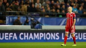 Arjen Robben Anderlecht FC Bayern