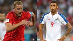 イングランド対パナマ