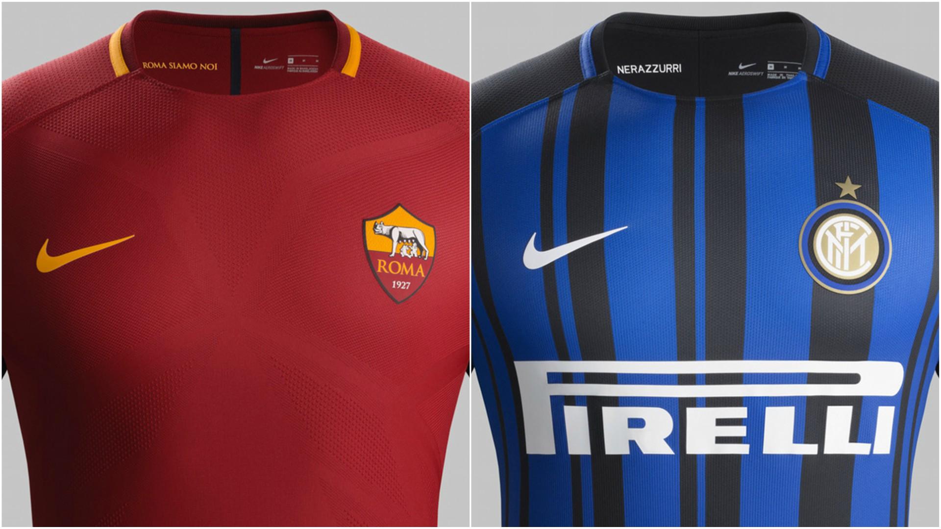 Inter, presentata la nuova maglia per la prossima stagione