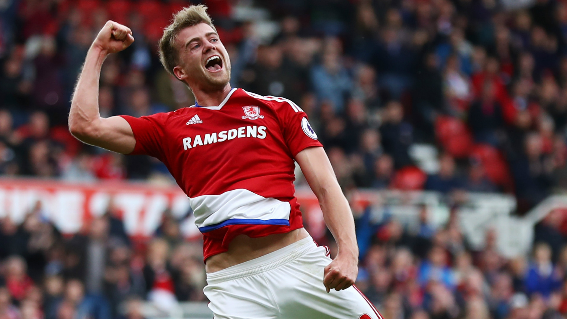 Patrick Bamford Middlesbrough Premier League