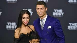 Cristiano Ronaldo Georgina Rodriguez