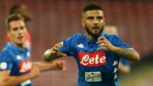 Lorenzo Insigne Napoli Serie A 15092018