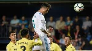 Cristiano Ronaldo Real Madrid Villarreal LaLiga 19052018