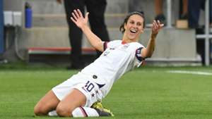 Carli Lloyd USWNT Belgium friendlies 2019