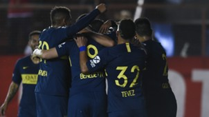 Boca Juniors Argentinos Superliga 15092018
