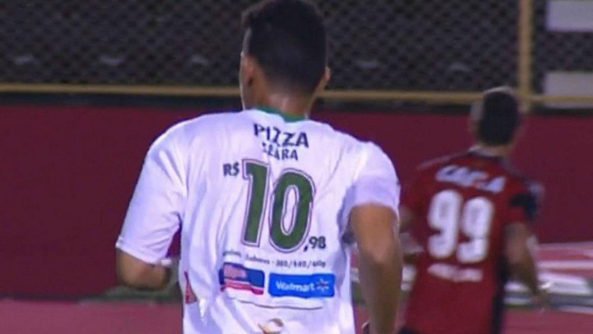 Camiseta Fluminense de Feira