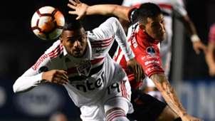 Reinaldo Leonardo Heredia Sao Paulo Colon Copa Sudamericana 02082018
