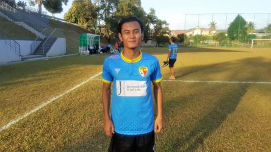 Sharul Afif Shaharuddin, Southern FC, 13022018