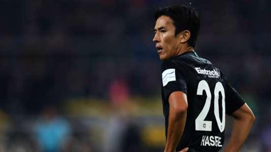 Eintracht Frankfurt Makoto Hasebe 26092018