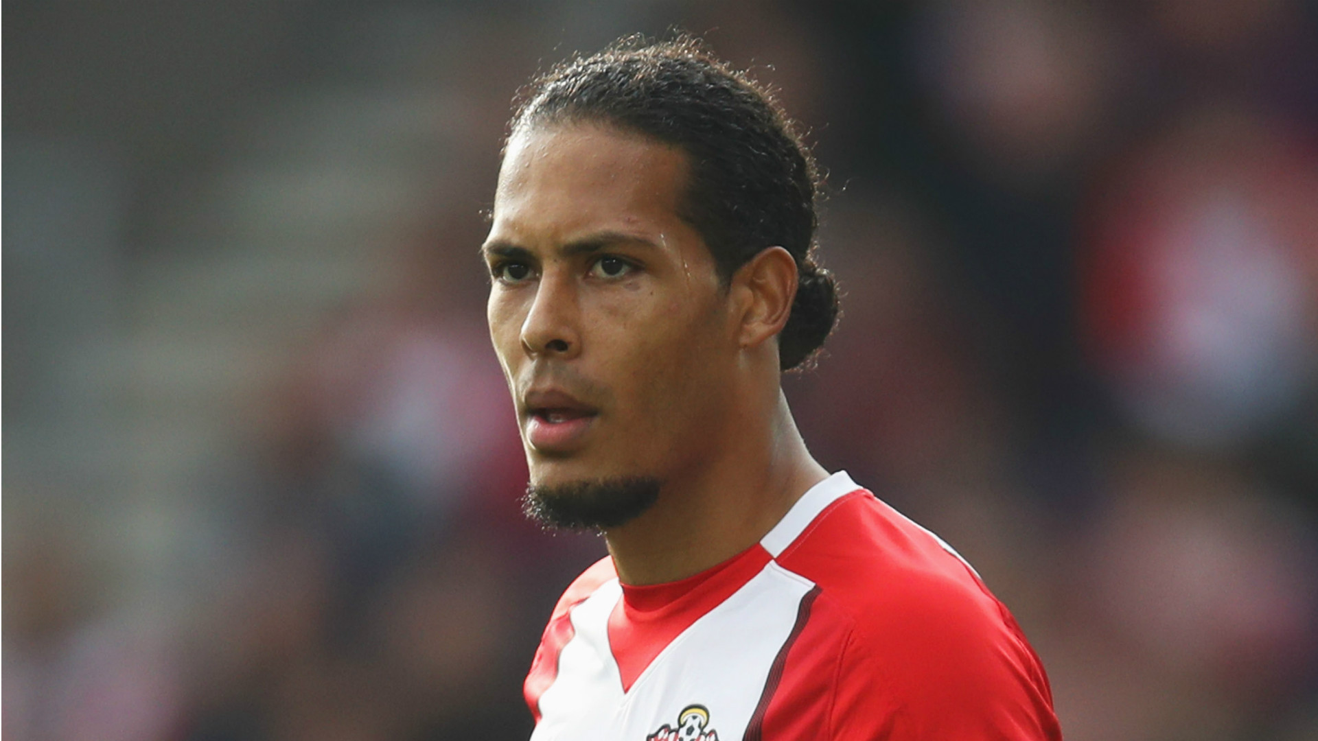I'm happy, most importantly - Van Dijk is over failed Liverpool move