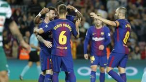 Denis Suarez Barcelona Eibar LaLiga