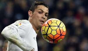 Cristiano Ronaldo Real Madrid 09012016