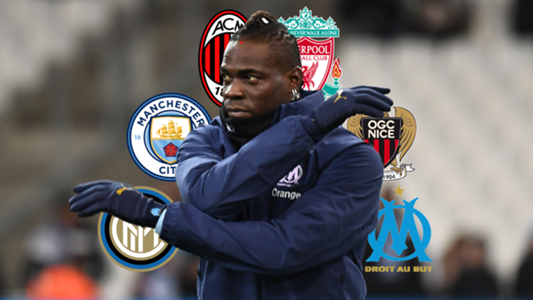 517f8aef035ad Mario Balotelli and Marseille: A disaster waiting to happen or the revival  of past glories?