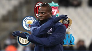 Mario Balotelli badges