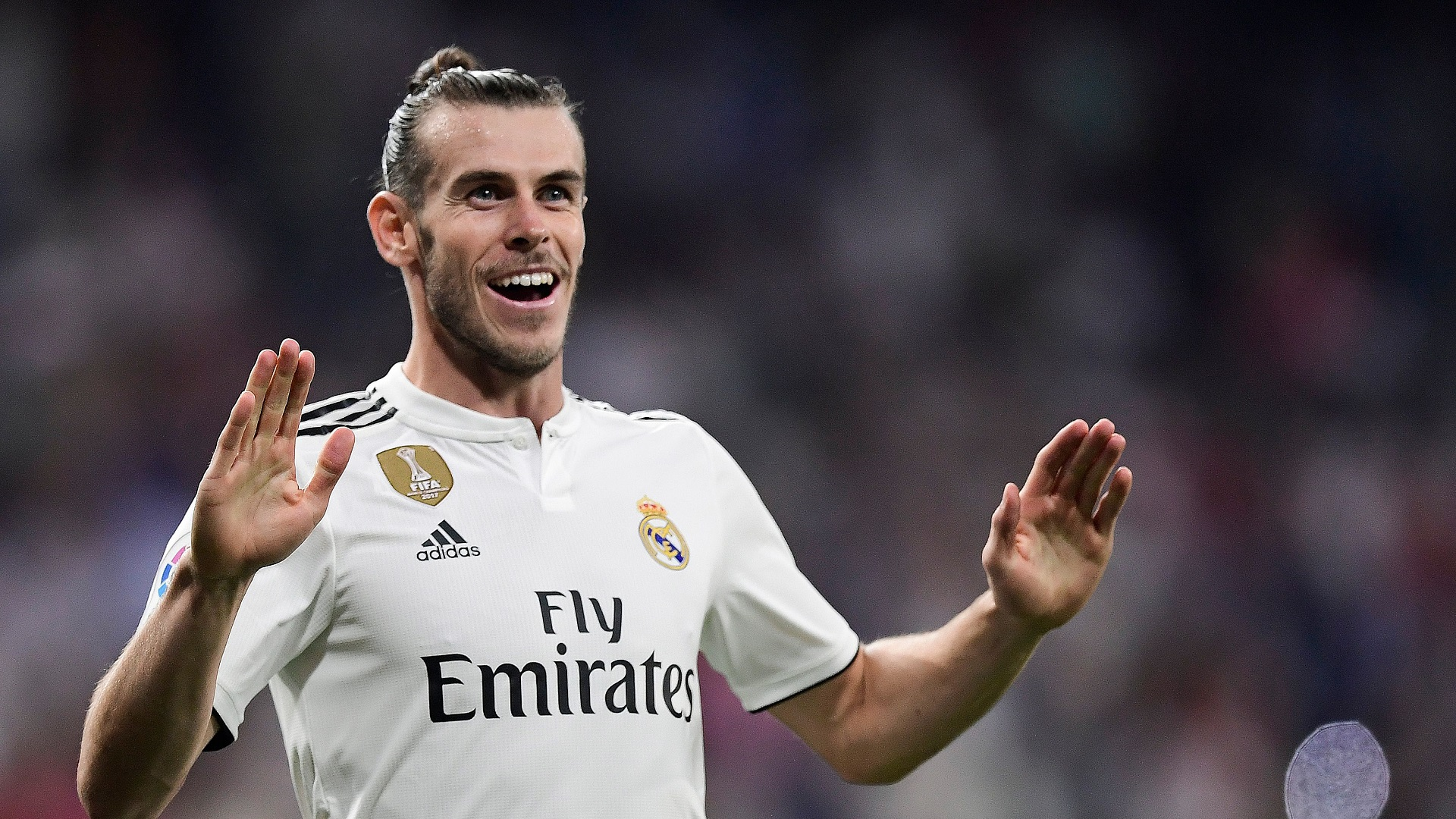 Gareth Bale Real Madrid 19082018