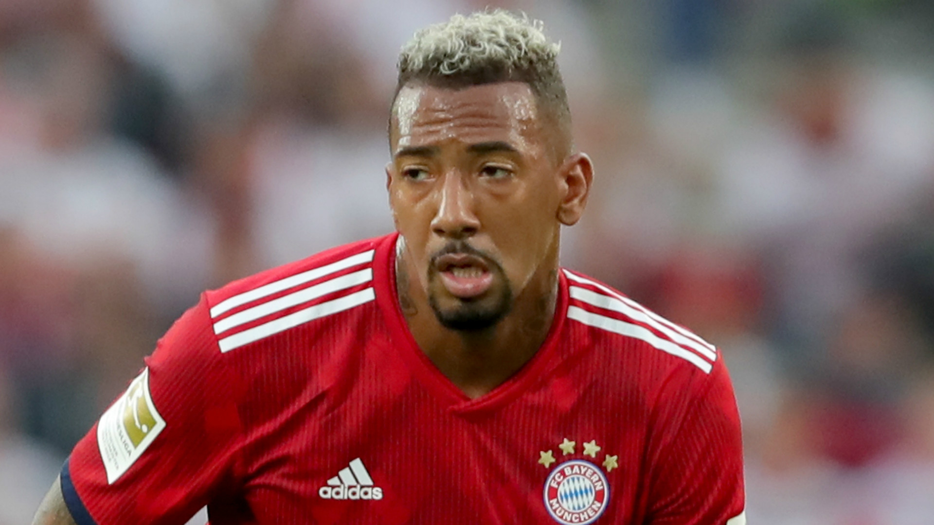 Jerome Boateng reveals why he rejected Manchester United this summer