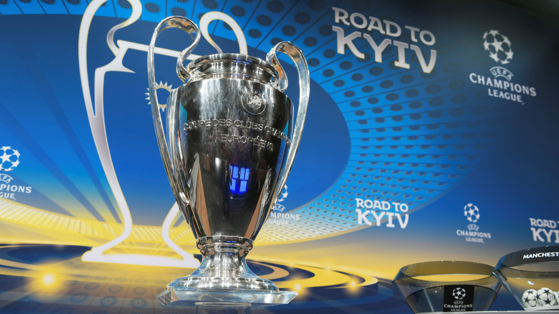 UEFA Champions League: Chelsea book Barcelona, PSG face Real Madrid