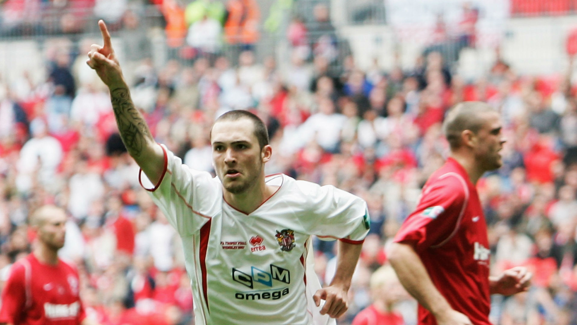 Mitchell Cole Stevenage
