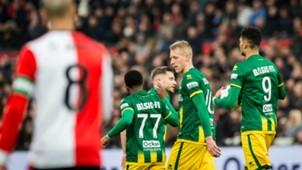 Lex Immers, ADO Den Haag, Eredivisie 01282018