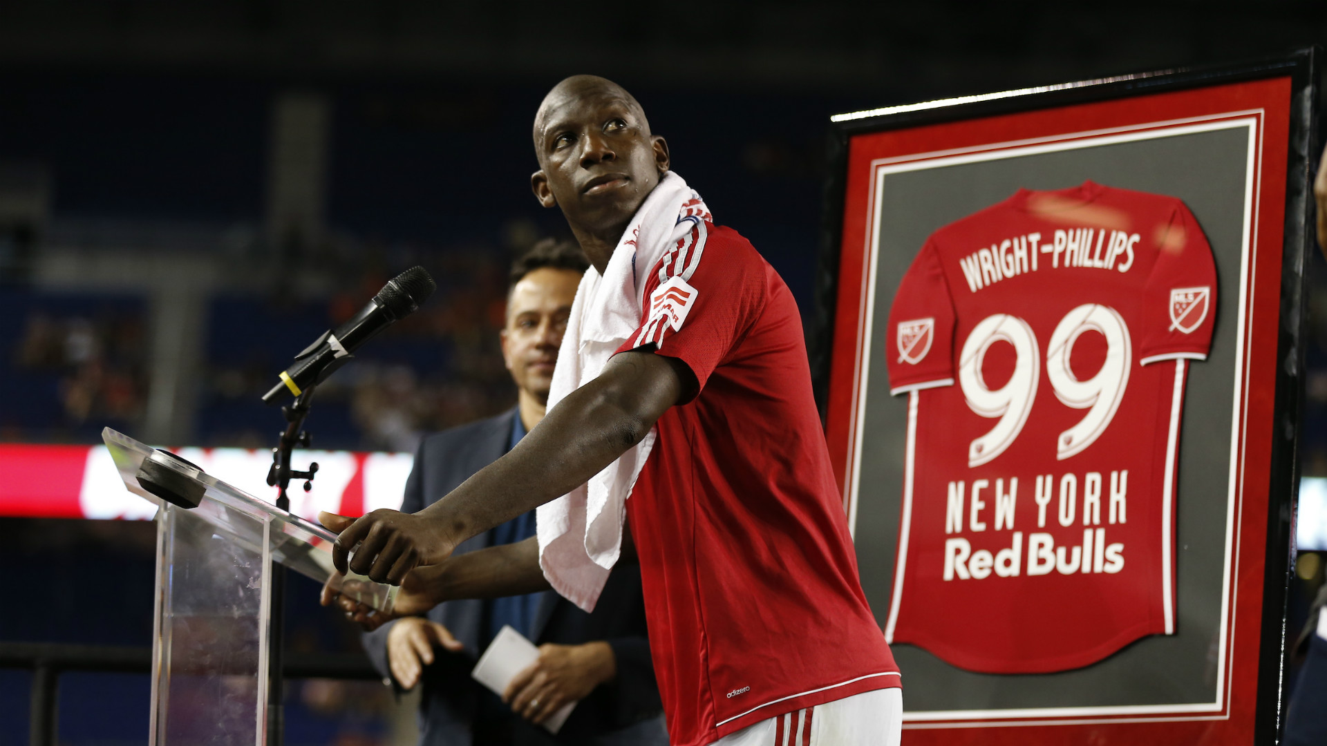 Bradley Wright Phillips MLS RBNY 2 08052018