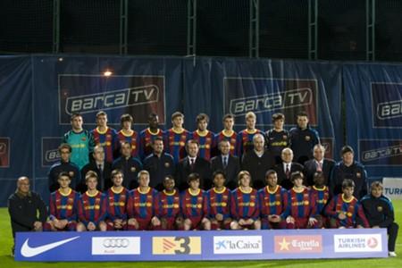 juvenil a barcelona 2009-2010