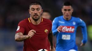 Kolarov Roma Napoli Serie A