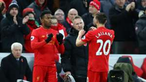 HD Daniel Sturridge Adam Lallana
