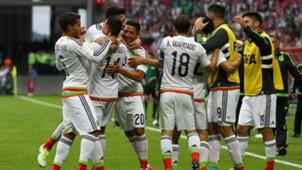 México - Rusia Copa Confederaciones