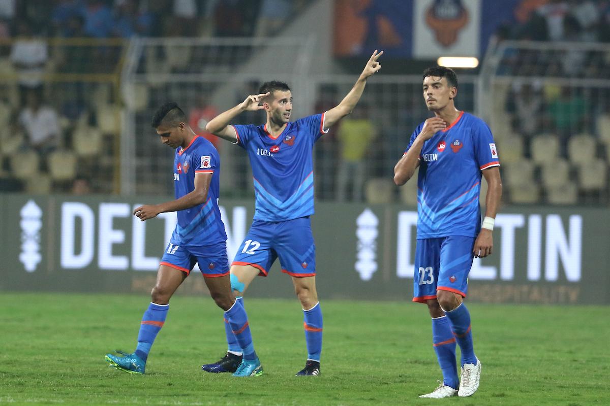 Jamshedpur FC Goa