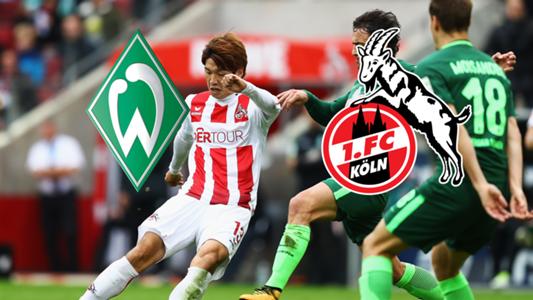 Koln Vs Werder Bremen