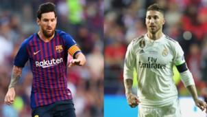 Lionel Messi - Sergio Ramos
