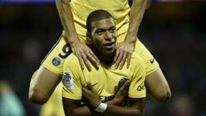 GALERI - Gemilangnya Debut PSG Kylian Mbappe