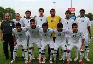 المنتخب السعودي للشباب 2011