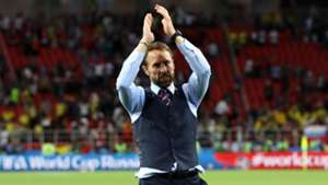 Gareth Southgate England Colombia World Cup 2018