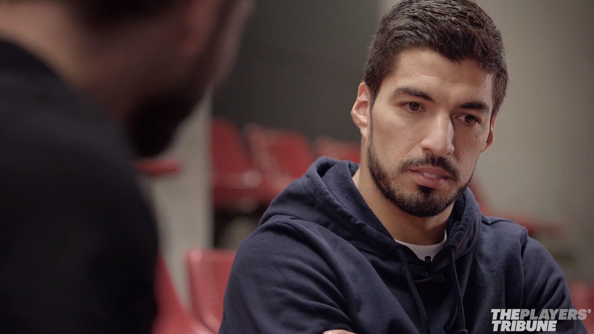 Luis Suárez se ha confesado frente a Piqué