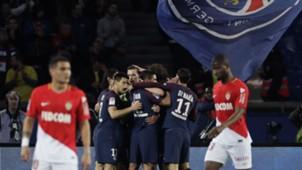 PSG Monaco Ligue 1 15042018