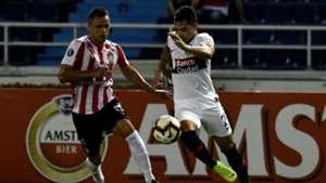 Junior San Lorenzo Copa Libertadores 2019