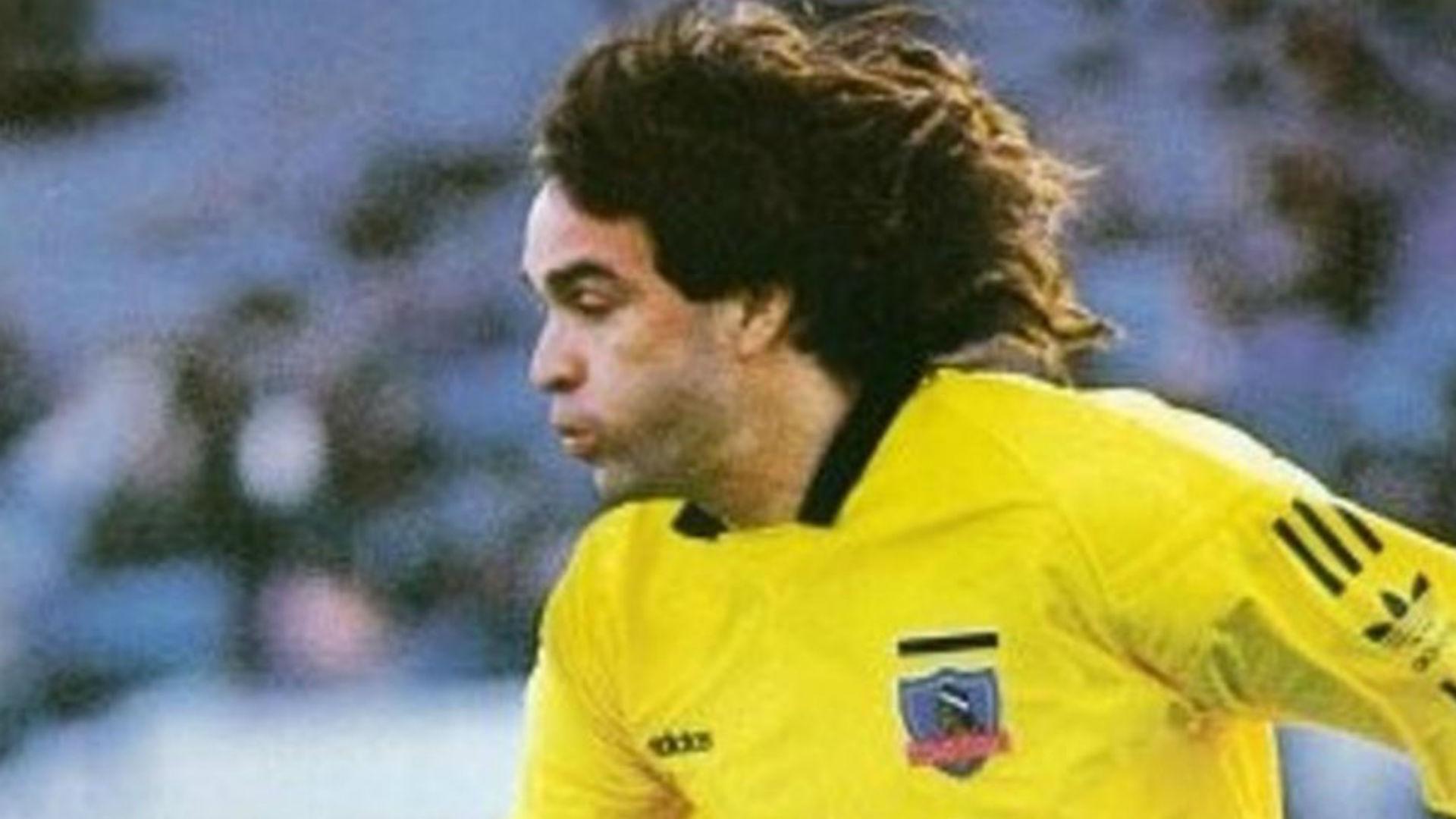 Marcelo Ramirez Colo Colo