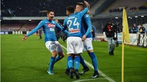 Napoli Lazio Serie A