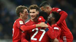 Goretzka Bayern 2019