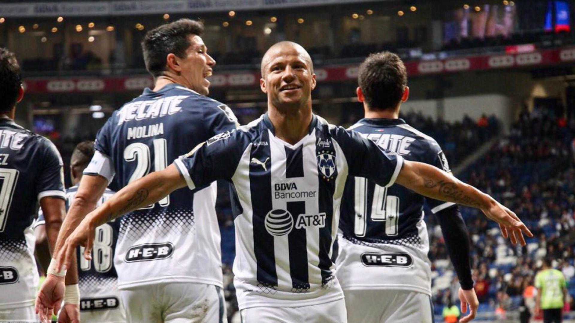 Monterrey Carlos Sánchez