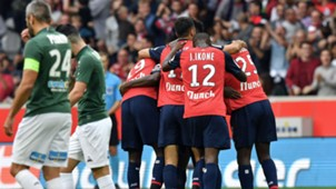 Lille Saint-Etienne Ligue 1 06102018