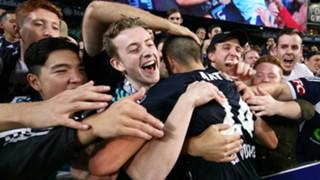 Melbourne Victory Terry Antonis