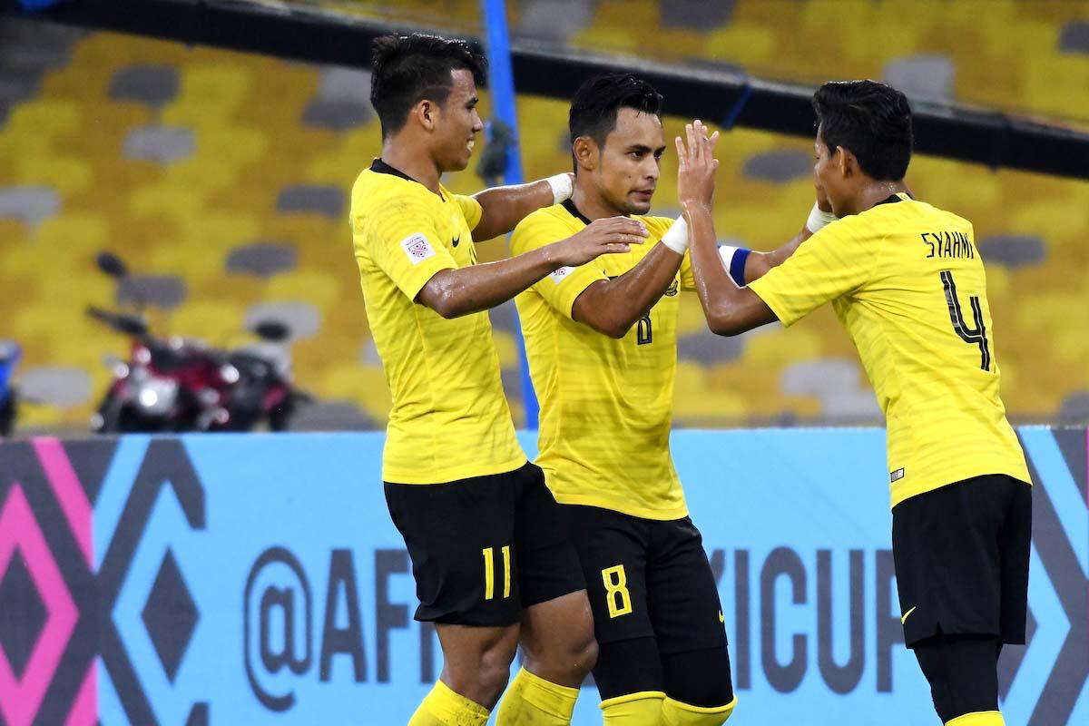 Zaquan Adha, Malaysia, AFF Championship, 12112018