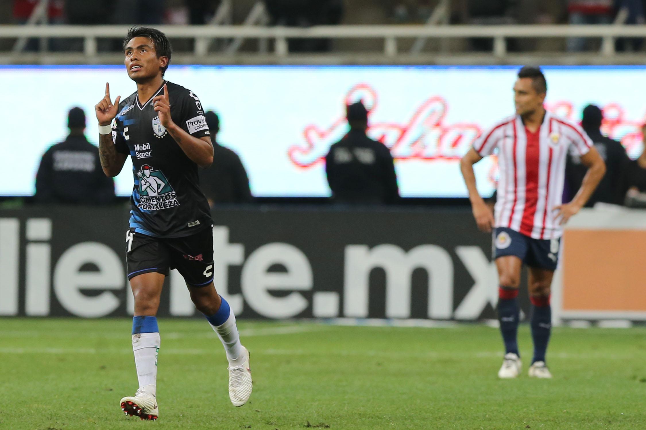 Pablo López Liga MX Apertura 2018